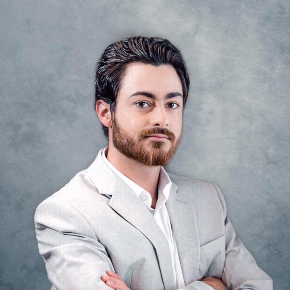 Alexander J. Gonzalez Vice-President of Cindtoro digital marketing