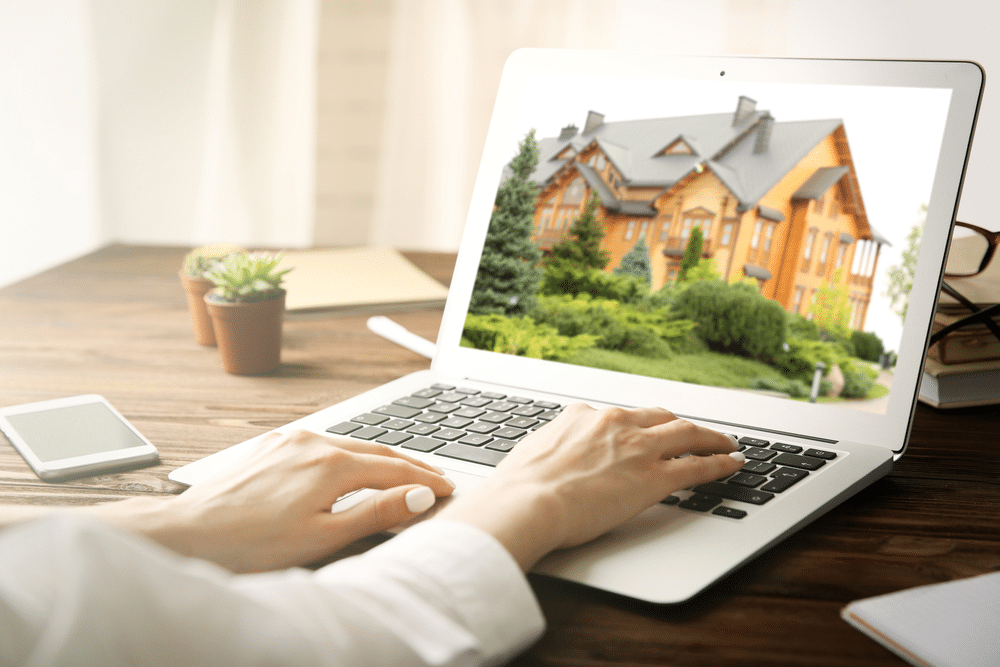 Quality commercial real estate web design